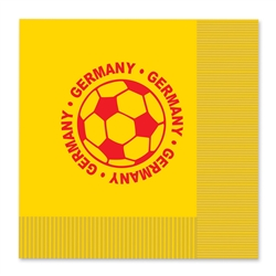 Germany Luncheon Napkins