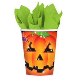 Perfect Pumpkin Cups, 9 oz. | Party Supplies