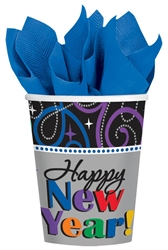 Cheers to a New Year Cups | New Year's Party Supplies