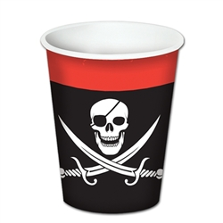 Pirate Beverage Cups