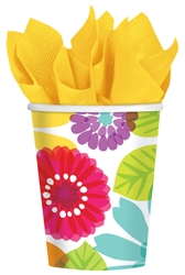 Day in Paradise Cups | Luau Party Supplies