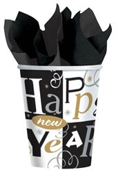 Block Party Cups | New Year's Eve Party Supplies