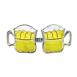 Beer Mug Fanci-Frame Sunglasses