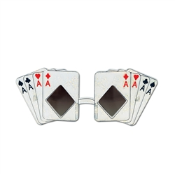 Playing Card Fanci-Frame Sunglasses