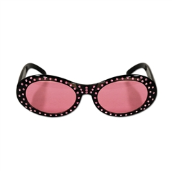 Jewel Diva Fanci-Frame Sunglasses