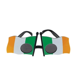 Irish Flag Fanci-Frame Sunglasses