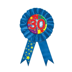 """30"" Award Ribbon"