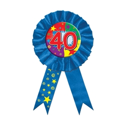 """40"" Award Ribbon"