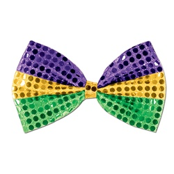 Glitz 'N Gleam Bow Tie | Party Supplies