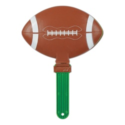 Giant Football Clapper