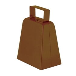 Brown Cowbells