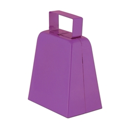 Purple Cowbells