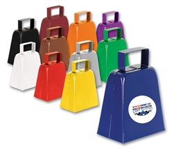 Custom Imprinted Sport Cowbells