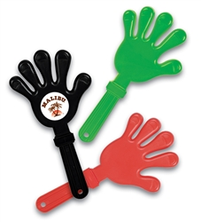 "Custom Imprinted 7-1/2"" Hand Clappers"