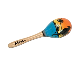 Custom Imprinted Fun Party Maracas