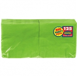 Kiwi Big Party Packs Luncheon Napkins | St. Patrick's Day Tableware