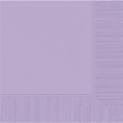 Lavender 2-Ply Luncheon Napkins | Party Supplies