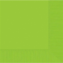 Kiwi 2-Ply Luncheon Napkins | St. Patrick's Day Tableware