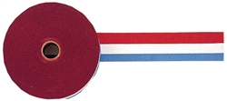 Red/White/Blue Jumbo Crepe Streamer | Party Supplies