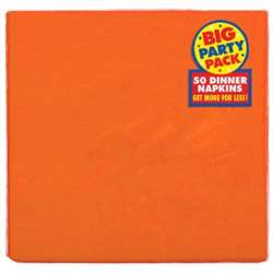 Orange Peel Dinner Napkins 50 ct 2-Ply 50 ct | Party Supplies
