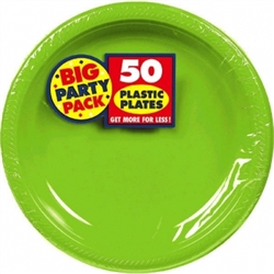 "Kiwi Big Party Packs 7"" Plates 