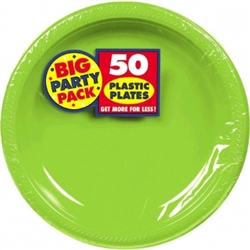 "Kiwi Big Party Packs 10¼"" Plates 