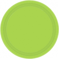 "Kiwi 9"" Paper Plates 