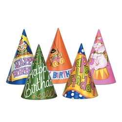 Happy Birthday Hats