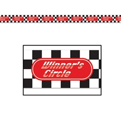 Winners Circle Party Tape