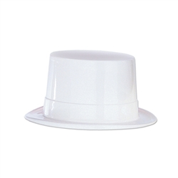 White Plastic Topper | Party Supplies