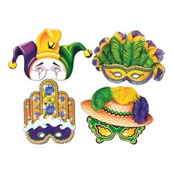 Mardi Gras Masks | Party Supplies