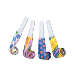 Packaged Party Blowouts