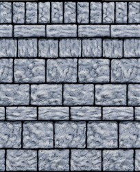 Stone Wall Scene Setters Room Roll | Party Supplies