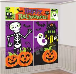 Halloween Family Friendly Decorating Kit | Party Supplies