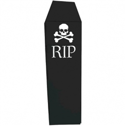 Giant Coffin | Party Supplies