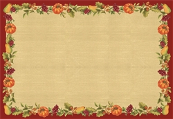 Thanksgiving Paper Placemats | Party Supplies