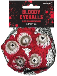 Asylum Bloody Eyeballs | Party Supplies