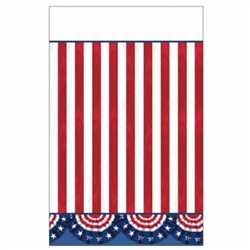 American Pride Paper Table Cover | Party Supplies