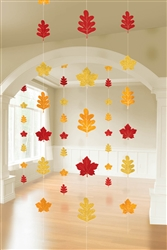 Leaf String Decorations | Party Supplies