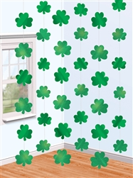 Shamrock String Decorations | St. Patrick's Day Hanging Decorations