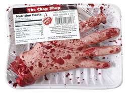 Meat Market Hand Value Size | Party Supplies