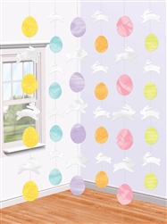 Easter Egg String Decoration | Party Supplies
