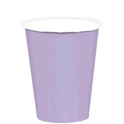 Lavender Cups | Party Supplies
