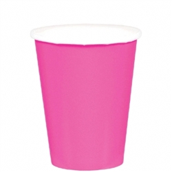 Pink Paper Cups | Party Supplies