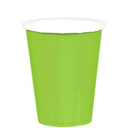 Kiwi 9 oz. Cups, 20ct. | party supplies