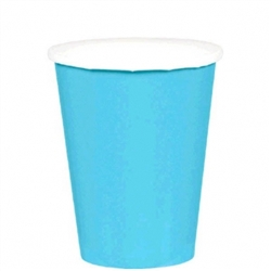 Caribbean 9 oz., Cups | Luau Decorations