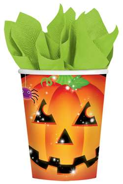 Perfect Pumpkin Cups, 9 oz. 50 ct | Party Supplies