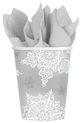Shining Season 9oz Paper Cups | Party Supplies