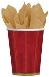 Twinkling Tree 9oz., Paper Cups | Party Supplies