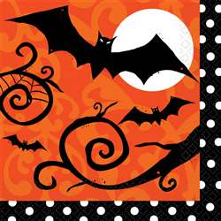 Frightfully Fancy Luncheon Napkins | Party Supplies